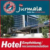 Hotel Jurmala Spa Sonderkondition bis 27. April
