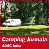Camping Jurmala ADAC Infos