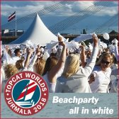 Topcat Worlds – Our Beachparty