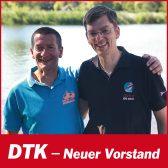 Der neue Vorstand der DTK