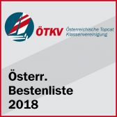 ÖTKV Jahresbestenliste 2018
