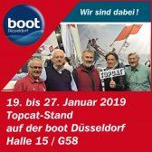 50. boot in Düsseldorf