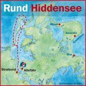 Rund Hiddensee – 13. Juni 2020