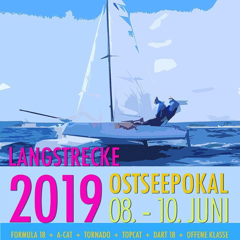 Langestreckenregatta und Ostseepokal 2019 Scharbeutz