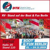 Deutscher KV-Stand auf Boot & Fun Berlin