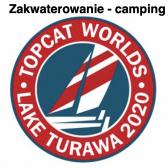 Zakwaterowanie na polu namiotowym Turawa 2020