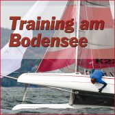 Training am Bodensee