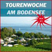 ZUSAGE Tourenwoche Bodensee