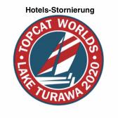 Hotels-Stornierung